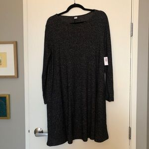 NWT! Old Navy Grey Dress